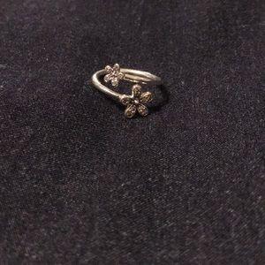 Pandora cz daisy ring